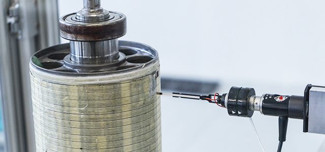 The RMP rotor quality control system - Quality control of multipole permanent magnet rotors
